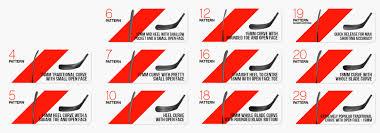Ccm Reebok Euro To Usa Blade Chart Conversion Ice Hockey