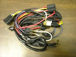 jnemes com Honda Motorcycle Wiring Harness Connectors Tractor Wiring Harness Connectors #28