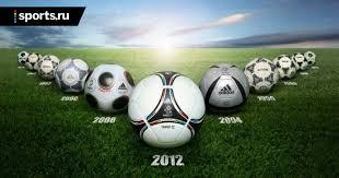 Эволюция <b>футбольного мяча</b> - Такой разнообразный <b>футбол</b> ...