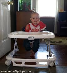 the ultimate baby walker  the joovy spoon  momma in flip flops