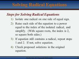 solve the radical equation 2a 1 a 1 10 8a rationalize source simplify square roots with variables math post simplifying