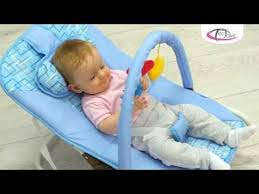 TecTake - baby bouncer chair rocker seat - YouTube
