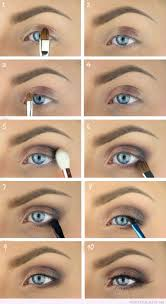brown eyeshadow for blue eyes beauty tips secrets