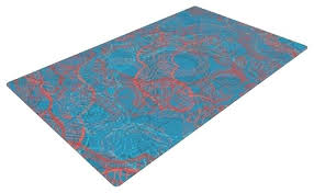 beautiful red and teal area rug for brilliant blue rugs ideas elegant luxury 3 piece set cool red orange rug