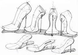 Image Preciosbajos Student Show Shoe Sketches On Student Show