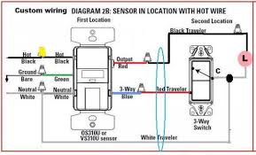 replacing 3way switch with motion sensor doityourself com Motion Sensor Light Switch Wiring Diagram name 3wmotion copy jpg views 2584 size 35 4 kb motion sensor light switch circuit diagram