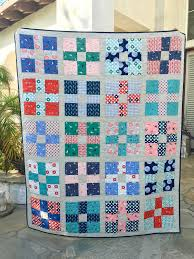 9 Patch Quilt Designs Uneven 9 Patch Quilt Pattern Featuring Swell Christmas