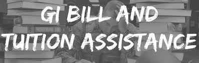 Gi Bill Credit Hours Chart Gi Bill And Tuition Assistance Forever Wingman