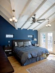 Blue Walls Bedroom Ideas 3