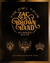 Zac Brown Band Announce The Owl Tour Dates For Summer