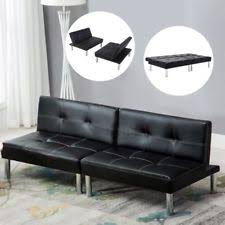 Leather Sleeper Sofa eBay