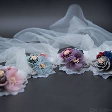 Svatební Zápěstí Korzet Gáza čaj Růže Umělé Ruční Květiny Pro Svatební Potřeby