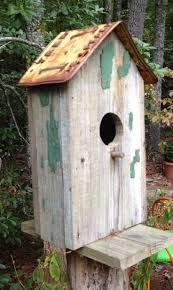 Rustic Birdhouses 103 Best Birdhouses Images On Pinterest