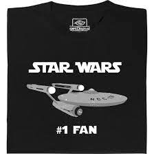 Star Wars Fan T-Shirt - 24h delivery ...