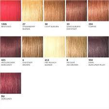 Red Hair Color Chart Skin Tone Fatare Blog Artistic Auburn