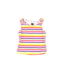 Toobydoo Size Chart Details About Toobydoo Swim New Pink Girls Size 5 6 Striped Tankini Set Swimwear 50 386