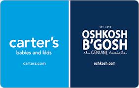 OshKosh B'gosh eGift Cards - Baby & Kids   eGifter   eGifter