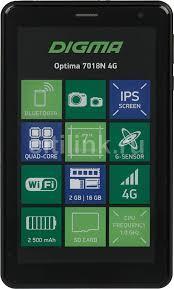 Купить <b>Планшет DIGMA Optima</b> 7018N 4G, 2GB, 16GB, 4G ...