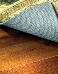 how soundproof rug pad carpet padding sound absorbing underlay right club best water proof area n