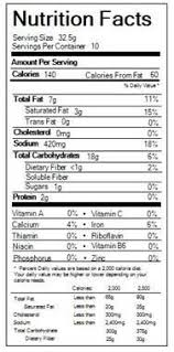 Nutrition Facts For Red Lobster Cheddar Bay Biscuits Mix