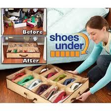 <b>Органайзер для обуви</b> Shoes Under купить недорого в Москве ...