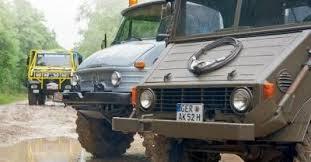 Mercedes-Benz Unimog: <b>живая легенда</b> - Quto.ru