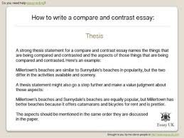 Compare Two People Essay Reflection Paper Example Essays Sample Essays High School