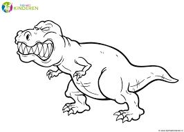 75 Dinosaurus T Rex Kleurplaat Amazing Coloriage