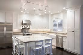 track lighting for kitchen. Brilliant Track Lighting Design Ideas With Regard To Kitchen For