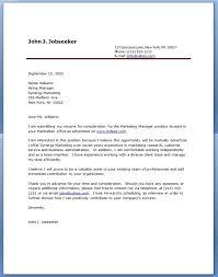 Examples Of Cover Letter For Resume Musiccityspiritsandcocktail Com