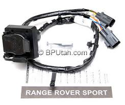 2012~2013 range rover sport tow hitch trailer wiring harness trailer wiring harness adapter at Hitch Wiring Harness