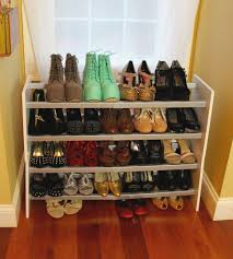 closet shoe rack diy wanna have perfect storage new collection ideas of shelves conceptod plans wall
