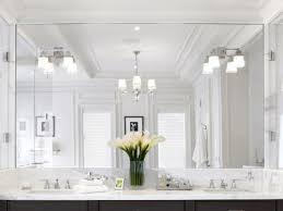 Bathroom Light bathroom lighting sconces : Mounted bathroom mirrors, stylish black bathroom sconce iron ...
