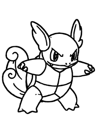 Small Picture Cool Graphic Collection Of Squirtle Coloring Page Ideal With At