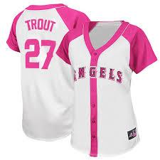 Sale On Jerseys Mlb Discount Jersey Mike Baseball 2019 Trout Women's