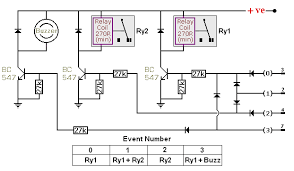 sequential timer how to design your sequence sequential timer circuit diode networks