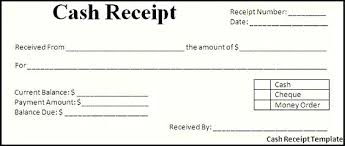 Cash Received Receipt Beauteous Catering Invoice Template 48 Receipt Templates Free Sample Example