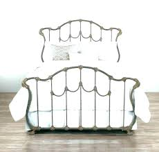 antique metal bed frame – quicklessons.me