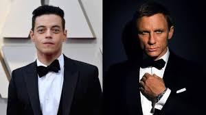 Bohemian Rhapsody Star Rami Malek Joins Daniel Craig In