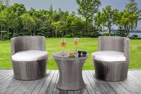 2 seater rattan furniture set offer