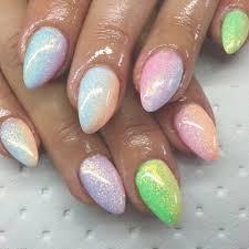 Aliexpress.com : Buy Art Mermaid Effect Nail Gel UV Nails Glitter ...