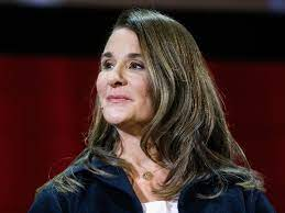 Melinda Gates Talks About Her New Book, 'The Moment Of Lift' : Goats and  Soda : NPR
