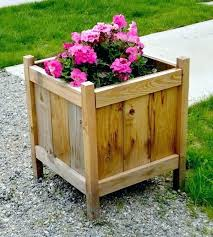 cedar flower boxes wood wood flower box ideas wood flower boxes diy