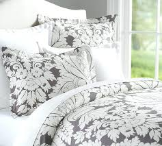 damask duvet cover damask duvet cover sham pottery barn black damask duvet cover king