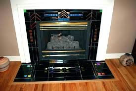 black subway tile fireplace glass surround with around black subway tile fireplace glass surround with around