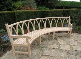 Small Picture 25 best Curved outdoor benches ideas on Pinterest Wood bench