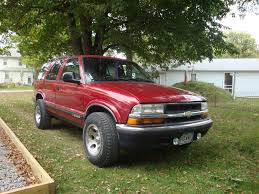 All Chevy 96 chevy : austinterry_09 1996 Chevrolet Blazer Specs, Photos, Modification ...