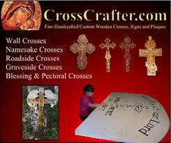 custom crosses hand carved wooden crosses