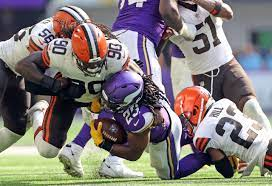 what did the browns defense prove in
