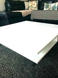 next black high gloss coffee table modern tables white